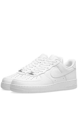 🚚 Nike Air Force 1 White (All size available)