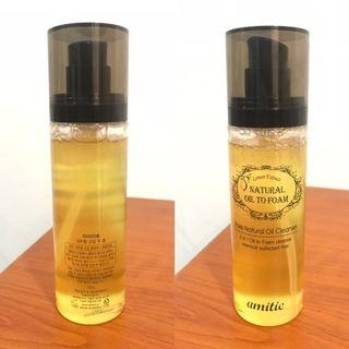 Langsre Natural Oil To Foam Cleanser