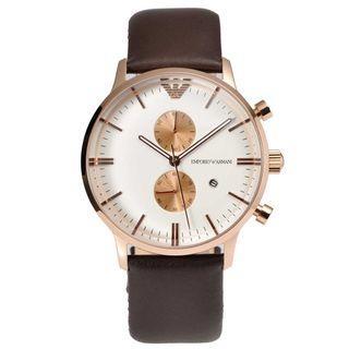 🚚 Emporio Armani Classic AR0398 Wrist Watch for Men's