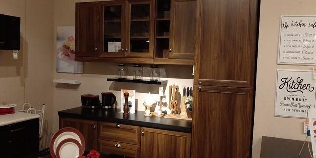 Kitchen Set dari informa kredit tanpa dp