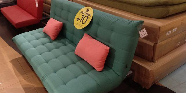 Sofa Bed murah di informa bisa di cicil