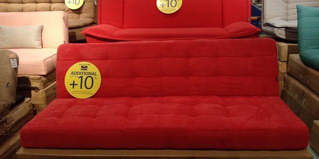 Sofa Bed dari informa bisa di cicil tanpa dp