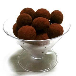 Crunchy Nutella Truffles