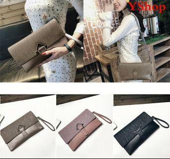 Envelope Clutch Shoulder Bag