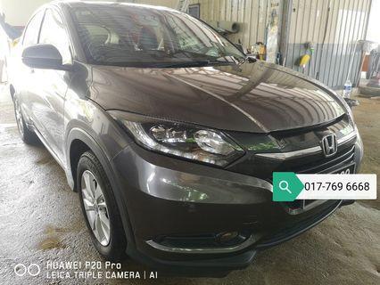 2016 Honda HR-V 1.8 Auto V-Spec