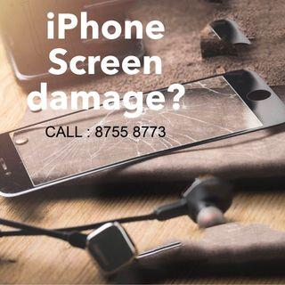 Need Get iPhone fix on the spot? Give us a call now!
