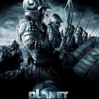 猿人爭霸戰 (Planet of the Apes) 電影海報