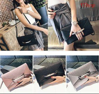 🚚 Envelope Clutch Shoulder Bag