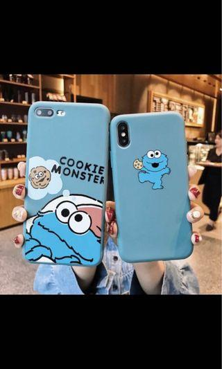Cookie Monster iPhone casing