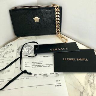 Versace coin pouch / keychain