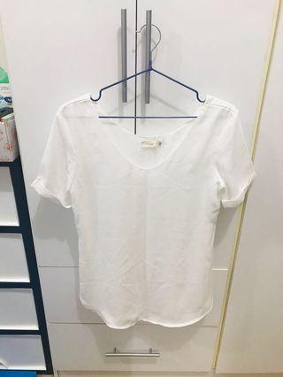 🚚 V領雪紡紗 #半價衣服拍賣會