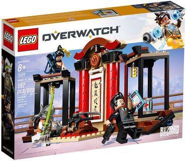 Lego 75971 Hanzo vs Genji