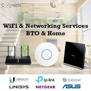 Wireless networking and IT solutions