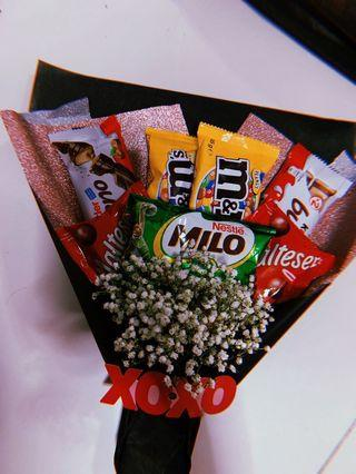 🚚 Chocolate bouquet 💐 for graduation/ mother's day/ birthday / anniversary/monthsary/ surprise for him / for her
