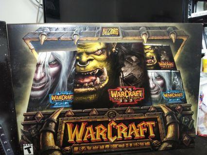 Warcraft & Starcraft Battle Chest