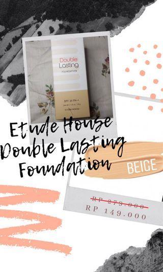 Etude House Double Lasting Fondation 100% new