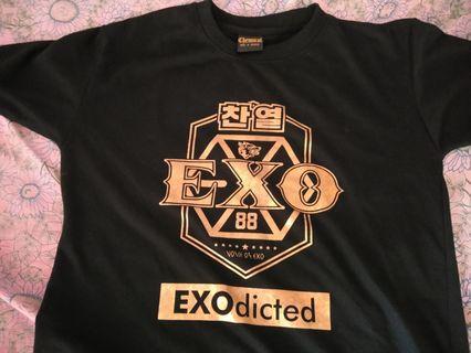 EXO t-shirt (Unisex)