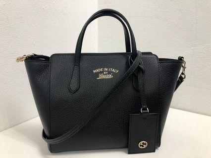 Gucci Mini Swing tote