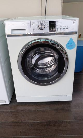 🚚 Fisher and Paykel Washing Machine and Miele Dryer