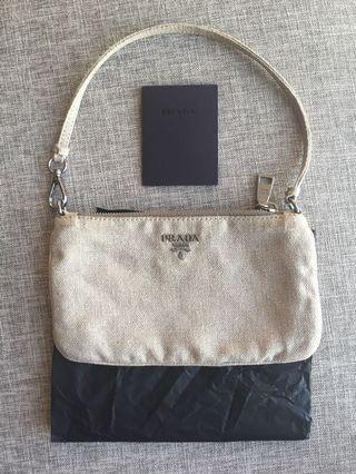 b3d8c5359e76 Prada Wristlet/Shoulder Bag - Runway Collection 2010