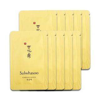🚚 整袋&半袋批價出 韓國 雪花秀 Sulwhasoo 玉容撕拉面膜5ml*40包