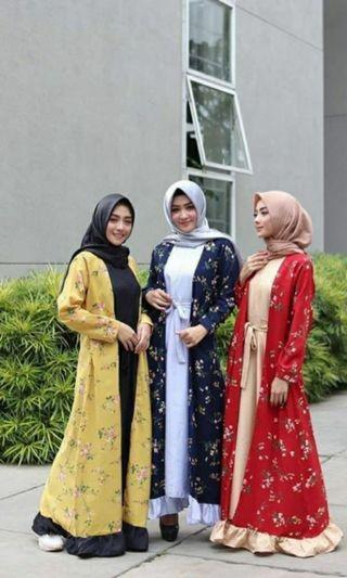 Gamis moscrape mix wolpice