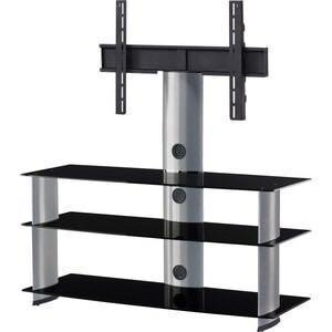 "Stands with Universal Bracket for up to 50"" Plasma, LCD Screens"