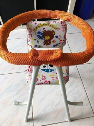 增高版幼兒機車座椅