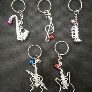 Handmade key chains ( charity)