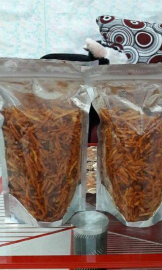 Jual sambal kentang kacang teri Medan