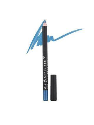 L.A Girl Blue Metallic Eyeliner