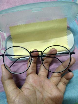 Kacamata Anti Radiasi (Hamburg Black)