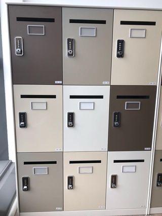 🚚 Office Lockers