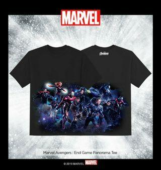 Marvel End Game Panorama T-Shirt