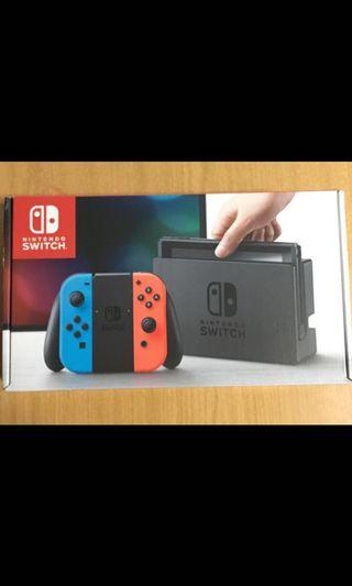 Take in all Faulty console (Switch , PS4 and Xbox one )
