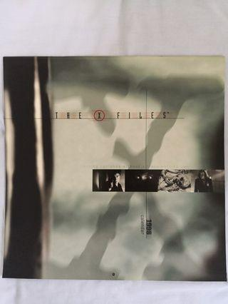 X-Files 1998 calendar