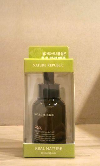 Real Nature Rose Ampoule (30 ml)