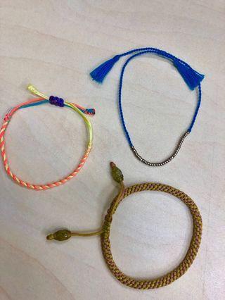 Handmade 手繩