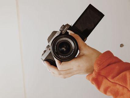 Fujifilm XT-100 Vlog Camera