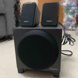 Creative Inspire S2 Speaker 2.1 電腦嗽叭