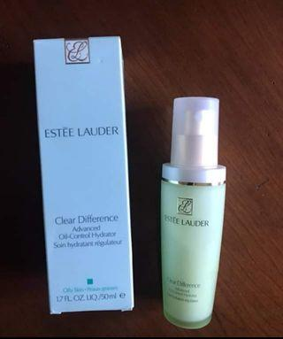 BRAND NEW--ESTEE LAUDER clear difference 50 ml