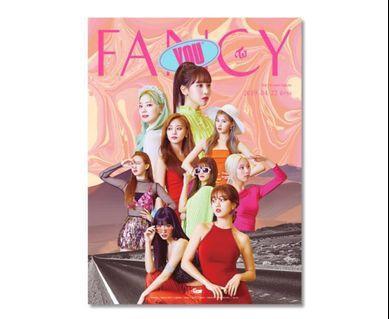 [PO] TWICE Mini Album Vol. 7 - FANCY YOU