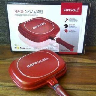 Happy Call double pan anti lengket