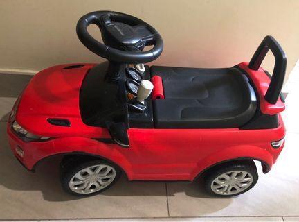 🚚 Toy Car