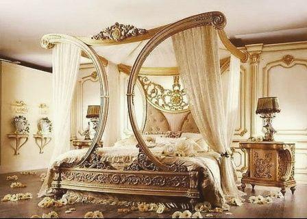 Tempat Tidur Mewah C