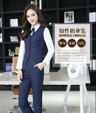 🚚 Female Working Suits