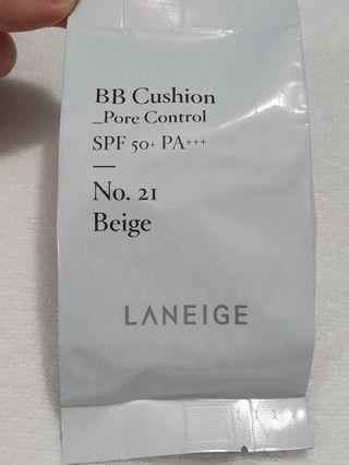 Laneige BB Cushion REFILL 15g No.21 Beige