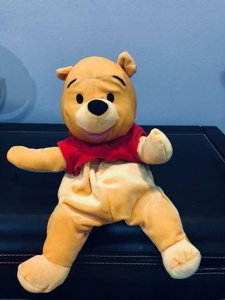 🚚 Winnie the Pooh toy