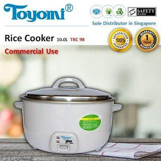 🚚 FREE GIVING AWAY Rice Cooker 10L