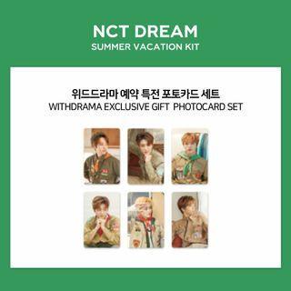[INTEREST CHECK] NCT Summer Vacation Kit Withdrama set